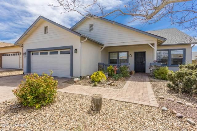 12963 E Santiago Street, Dewey-Humboldt, AZ 86327 (#1037524) :: Shelly Watne