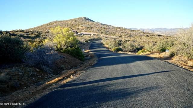 0000 S Grant Woods Parkway, Dewey-Humboldt, AZ 86327 (MLS #1037539) :: Conway Real Estate