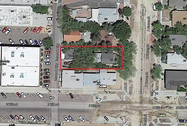 208 N Alarcon Street, Prescott, AZ 86301 (#1037563) :: Shelly Watne
