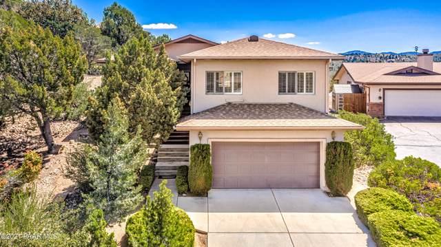 1483 Copper Basin Road, Prescott, AZ 86303 (#1037641) :: Shelly Watne
