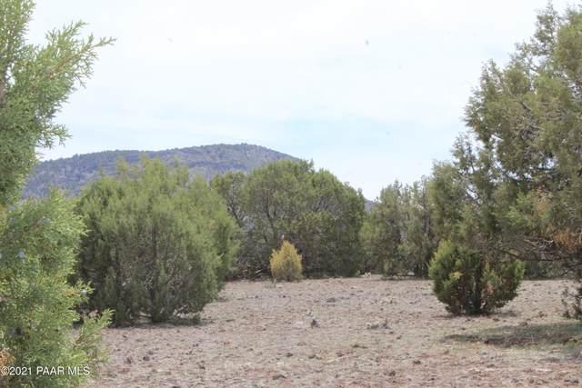 Lot 306 Olivas Alone, Williams, AZ 86320 (MLS #1037947) :: Conway Real Estate