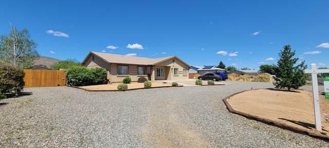 2968 N Valley View Drive, Prescott Valley, AZ 86314 (MLS #1038109) :: Conway Real Estate