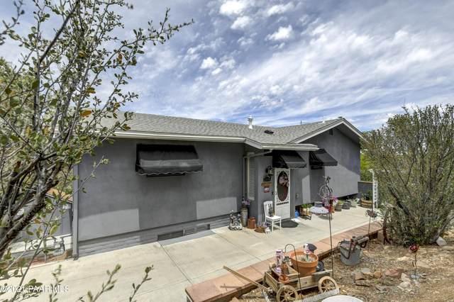 2590 Sandia Drive, Prescott, AZ 86301 (MLS #1038328) :: Conway Real Estate