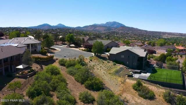 298 Mountain Myrtle Circle, Prescott, AZ 86301 (MLS #1038756) :: Conway Real Estate