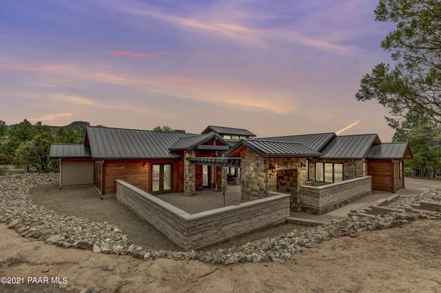 1725 Conifer Ridge Lane, Prescott, AZ 86303 (MLS #1039480) :: Conway Real Estate
