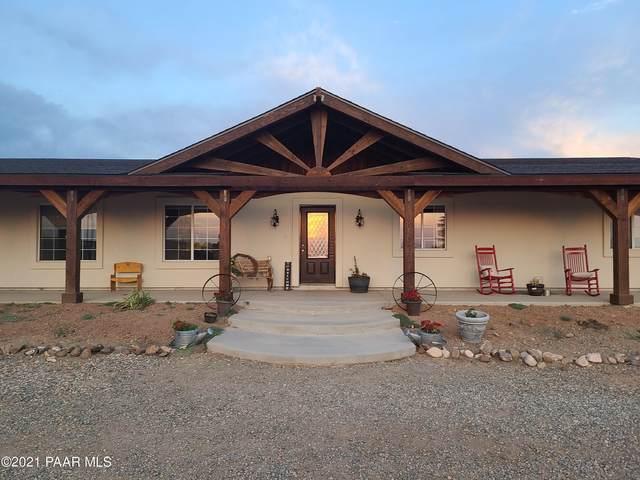 9265 E Mountain View Road, Prescott Valley, AZ 86315 (#1039562) :: Shelly Watne