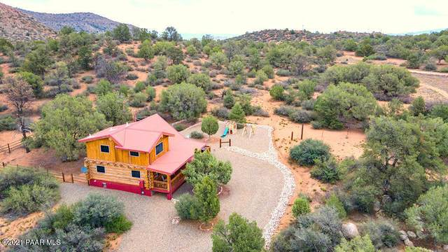 15715 N Star Lane, Prescott, AZ 86305 (MLS #1040505) :: Conway Real Estate