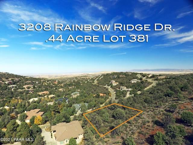 3208 Rainbow Ridge Drive, Prescott, AZ 86303 (#1040579) :: Prescott Premier Homes | Coldwell Banker Global Luxury