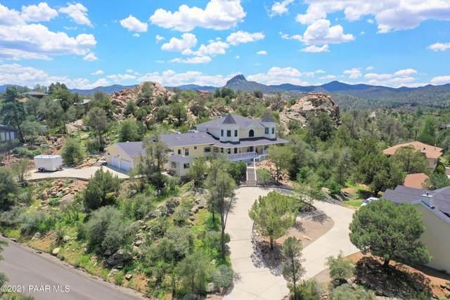 1900 N Grand View Road, Prescott, AZ 86305 (#1040985) :: Shelly Watne