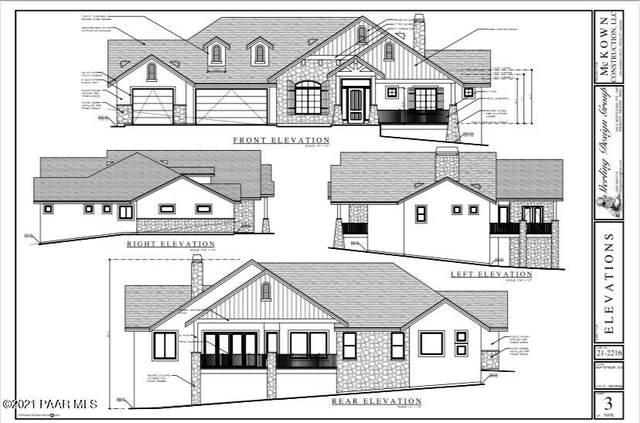 1584 Winners Circle, Prescott, AZ 86301 (MLS #1041361) :: Conway Real Estate