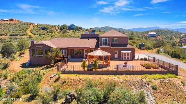 6060 E Nugget Patch Trail, Prescott, AZ 86303 (#1041545) :: Prescott Premier Homes | Coldwell Banker Global Luxury