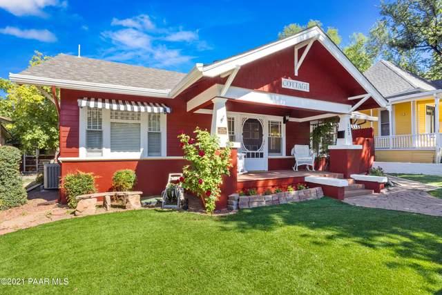 123 S Pleasant Street, Prescott, AZ 86301 (#1041596) :: Shelly Watne
