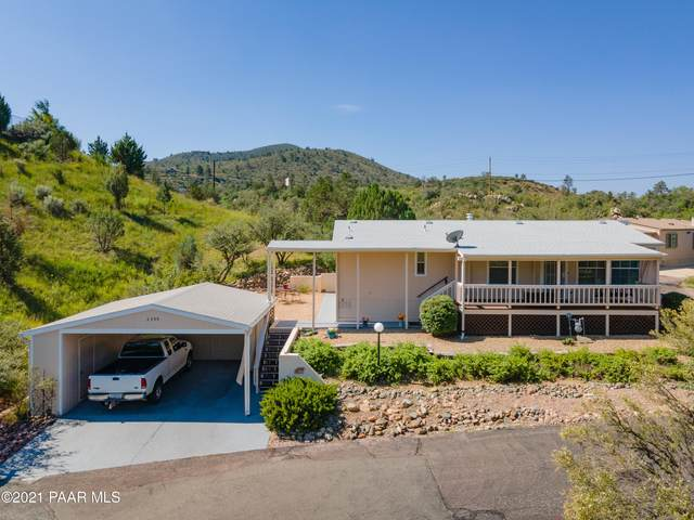 2399 River Trail Road, Prescott, AZ 86301 (#1041609) :: Shelly Watne