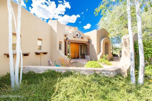 2480 W Green Brier Drive, Prescott, AZ 86305 (#1041655) :: Shelly Watne