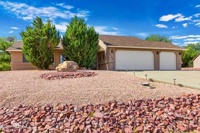 2780 W Quail View Loop, Chino Valley, AZ 86323 (#1041717) :: Shelly Watne