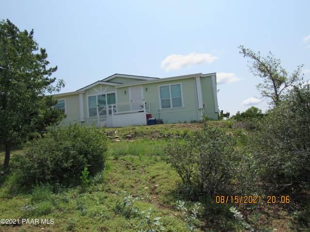 8095 W Claridge Lane, Wilhoit, AZ 86332 (#1041734) :: Shelly Watne