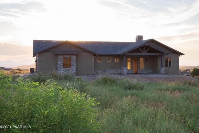 9350 N Legend Hills Road, Prescott Valley, AZ 86315 (#1041809) :: Shelly Watne