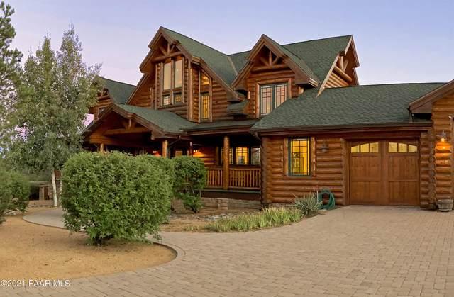 4240 W Fort Bridger Road, Prescott, AZ 86305 (MLS #1041830) :: Conway Real Estate