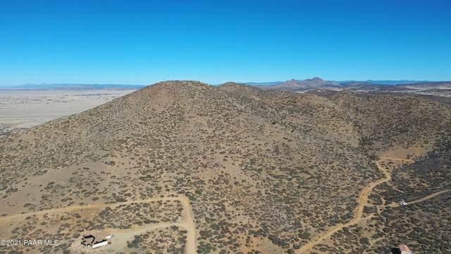 0 Harley Drive, Prescott Valley, AZ 86315 (MLS #1041837) :: Conway Real Estate