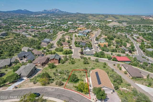 1252 Newport Ridge Drive, Prescott, AZ 86303 (MLS #1041914) :: Conway Real Estate