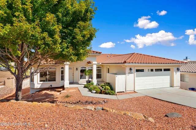 1290 Annolen Place, Prescott, AZ 86301 (#1041989) :: Shelly Watne