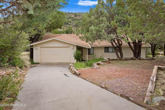 525 E Karen Drive, Prescott, AZ 86303 (#1042008) :: Shelly Watne