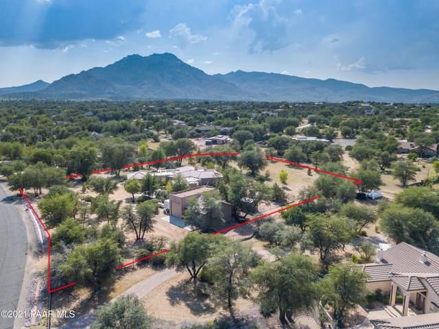 8510 N Live Oak Drive, Prescott, AZ 86305 (#1042022) :: Shelly Watne