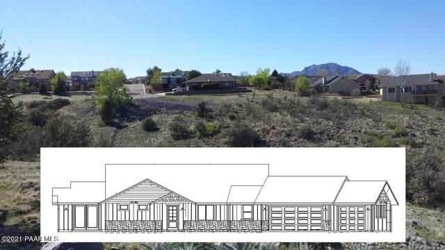 884 Trail Head Circle, Prescott, AZ 86301 (MLS #1042263) :: Conway Real Estate