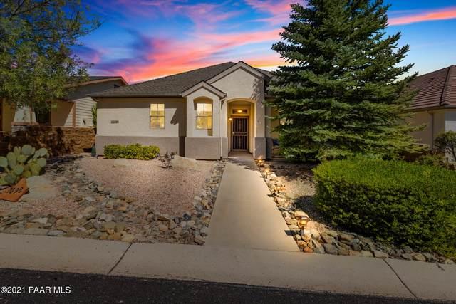 7098 E Lynx Wagon Road, Prescott Valley, AZ 86314 (MLS #1042303) :: Conway Real Estate