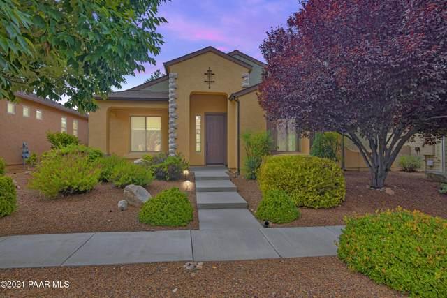 1146 N Hobble Strap Street, Prescott Valley, AZ 86314 (MLS #1042499) :: Conway Real Estate