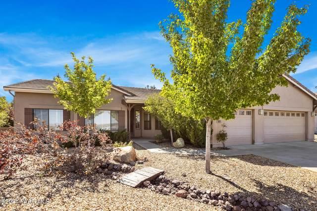 891 Baywood Drive, Prescott, AZ 86301 (#1042785) :: Shelly Watne