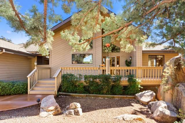 2090 Meadowbrook Road, Prescott, AZ 86303 (MLS #1042839) :: Conway Real Estate
