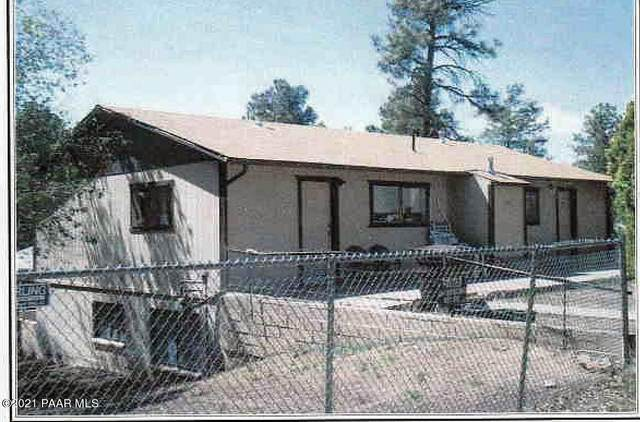 100 N 4th Drive, Show Low, AZ 85901 (MLS #1042925) :: Conway Real Estate