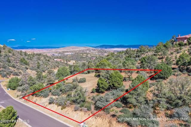 481 Sleepyhollow Circle, Prescott, AZ 86303 (MLS #1042950) :: Conway Real Estate