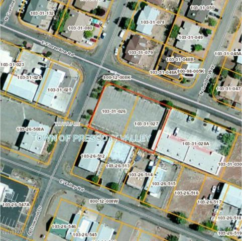 8801&8821 E Florentine, Prescott Valley, AZ 86314 (#1006692) :: The Kingsbury Group