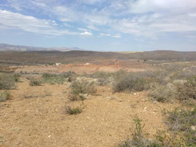 0 Rabbit Ridge Road K, Dewey-Humboldt, AZ 86327 (#1011561) :: HYLAND/SCHNEIDER TEAM