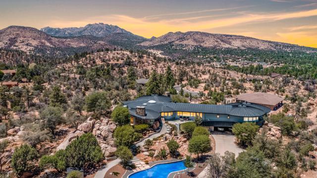 1991 N Tranquil Trail, Prescott, AZ 86305 (#1013271) :: HYLAND/SCHNEIDER TEAM