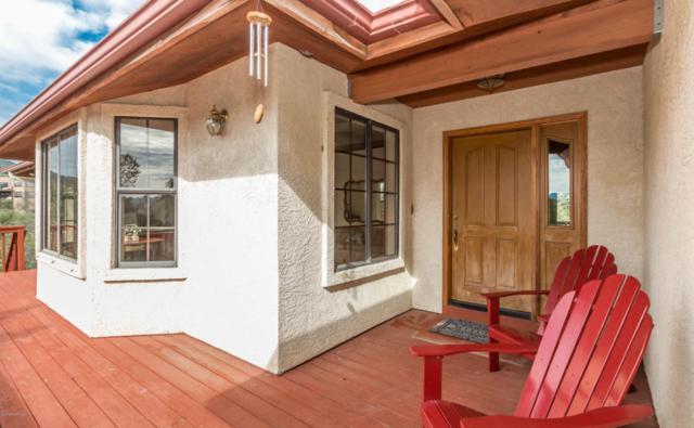 631 Thunderbird Drive, Prescott, AZ 86303 (#1013770) :: HYLAND/SCHNEIDER TEAM