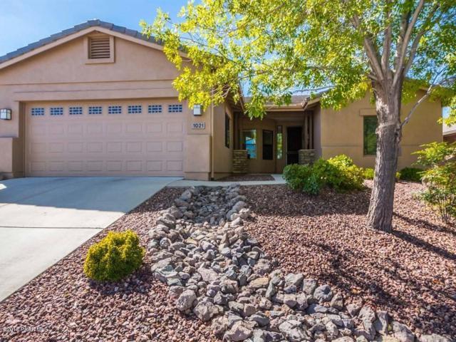 1021 Bridgewater Drive, Prescott, AZ 86301 (#1015412) :: The Kingsbury Group
