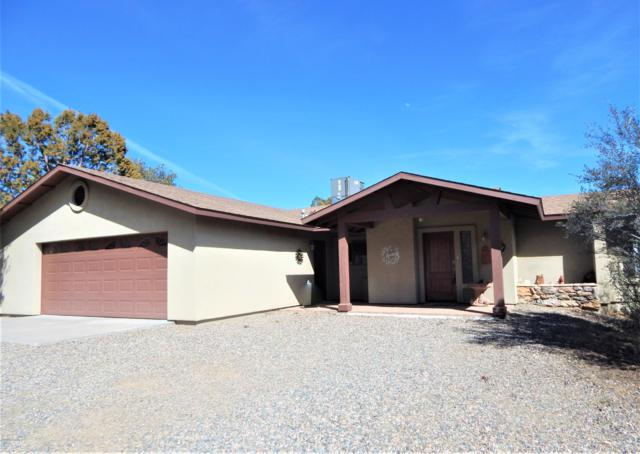 2317 Oakwood Dr Drive, Prescott, AZ 86305 (#1019186) :: HYLAND/SCHNEIDER TEAM