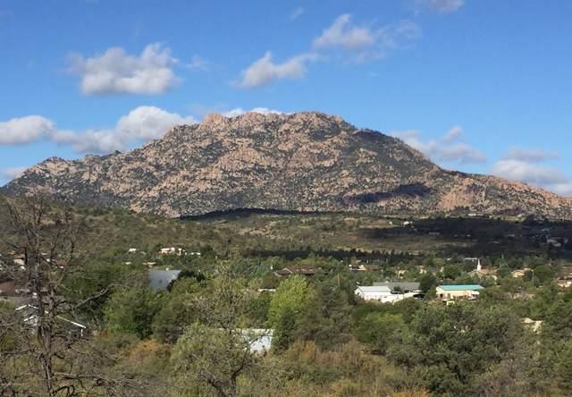 1400 W Ridge Drive, Prescott, AZ 86305 (MLS #1022155) :: Conway Real Estate