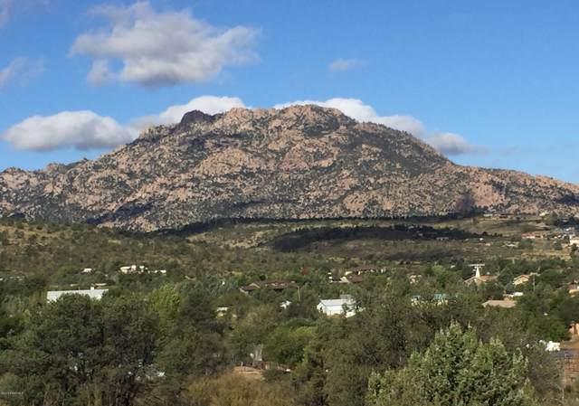 1440 W Ridge Drive, Prescott, AZ 86305 (MLS #1022156) :: Conway Real Estate