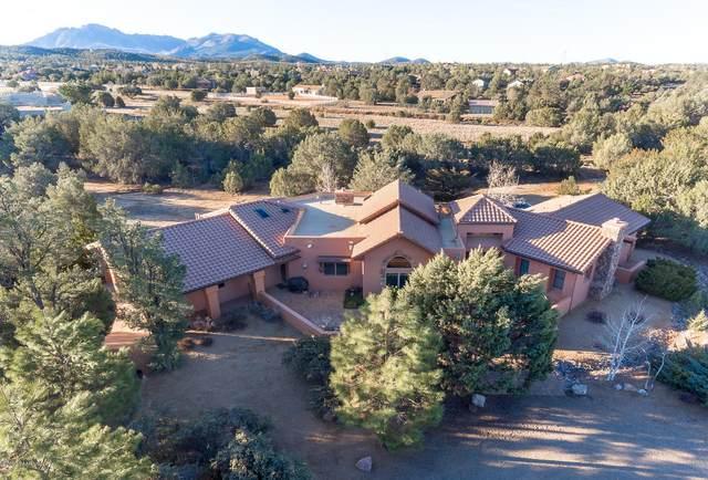 13700 N Warpaint Place, Prescott, AZ 86305 (#1027293) :: HYLAND/SCHNEIDER TEAM