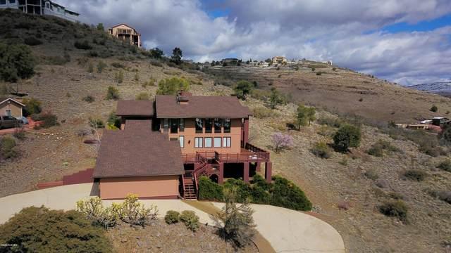 4880 Comanche Trail, Prescott, AZ 86301 (MLS #1028502) :: Conway Real Estate