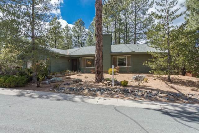 1126 E Timber Ridge Road, Prescott, AZ 86303 (MLS #1028727) :: Conway Real Estate