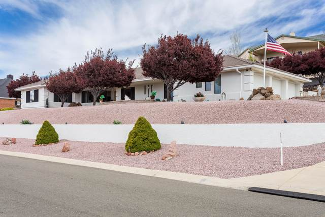 842 Golden Hawk Drive, Prescott, AZ 86301 (MLS #1028784) :: Conway Real Estate
