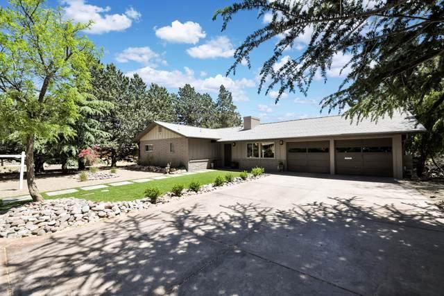 17 Walking Diamond Drive, Prescott, AZ 86301 (MLS #1029581) :: Conway Real Estate