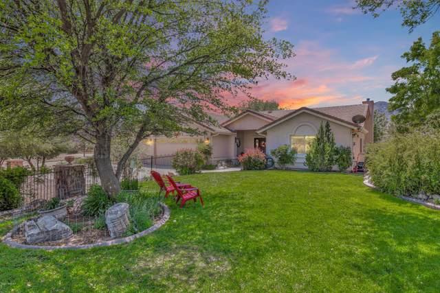 3615 W Bridle Lane, Prescott, AZ 86305 (#1029712) :: Shelly Watne