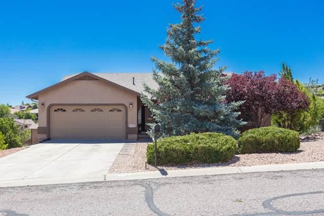 3141 Montana Drive, Prescott, AZ 86301 (#1030127) :: West USA Realty of Prescott