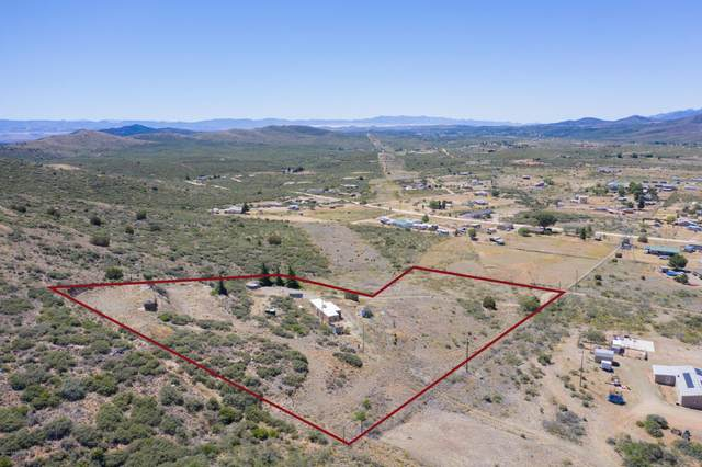 6153 S Country Road, Mayer, AZ 86333 (MLS #1030144) :: Conway Real Estate